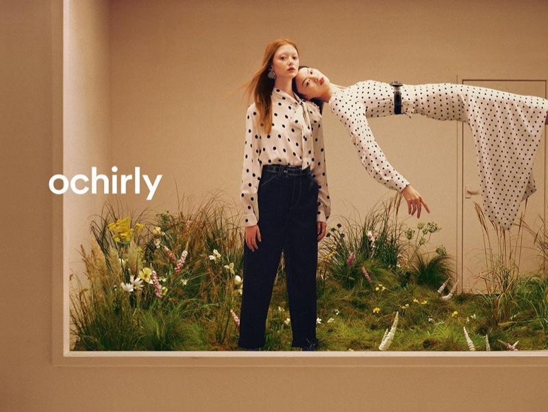 Ochirly Spring/Summer 2020 Campaign