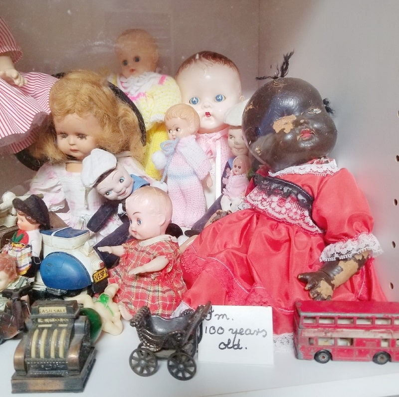 Gerogery Doll Museum – Gerogery, NSW