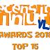 Recensioni Minute - Awards 2018 (I migliori 15 titoli giocati)