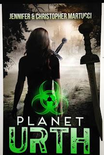 Portada del libro Planet Urth, de Jennifer Martucci y Christopher Martucci