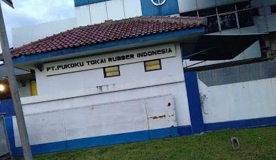 Lowongan kerja Kawasan Jababeka Cikarang PT.FUKOKU TOKAI RUBBER INDONESIA