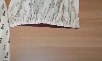 تعلم كيفية خياطة و تفصيل فستان صيفي - بنوتة 5 سنوات