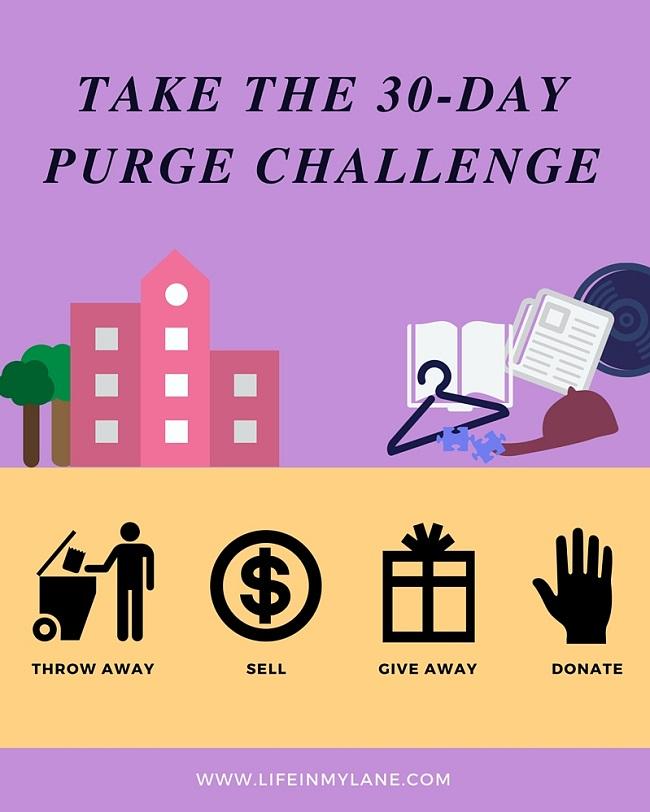 30-Day Purge Challenge