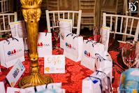 decoração realizada para a mesa da OAB RS no jantar do Instituto do Cancer Infantil 2017, realizado na Associação Leopoldina Juvenil