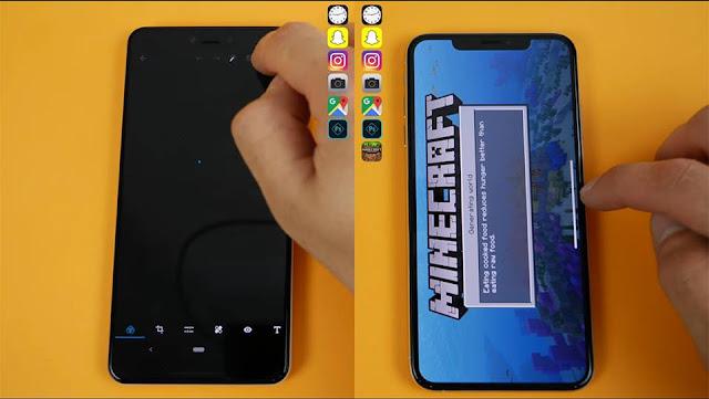 iPhone XS Max tỏ ra hoàn toàn vượt trội so với Pixel 3 X