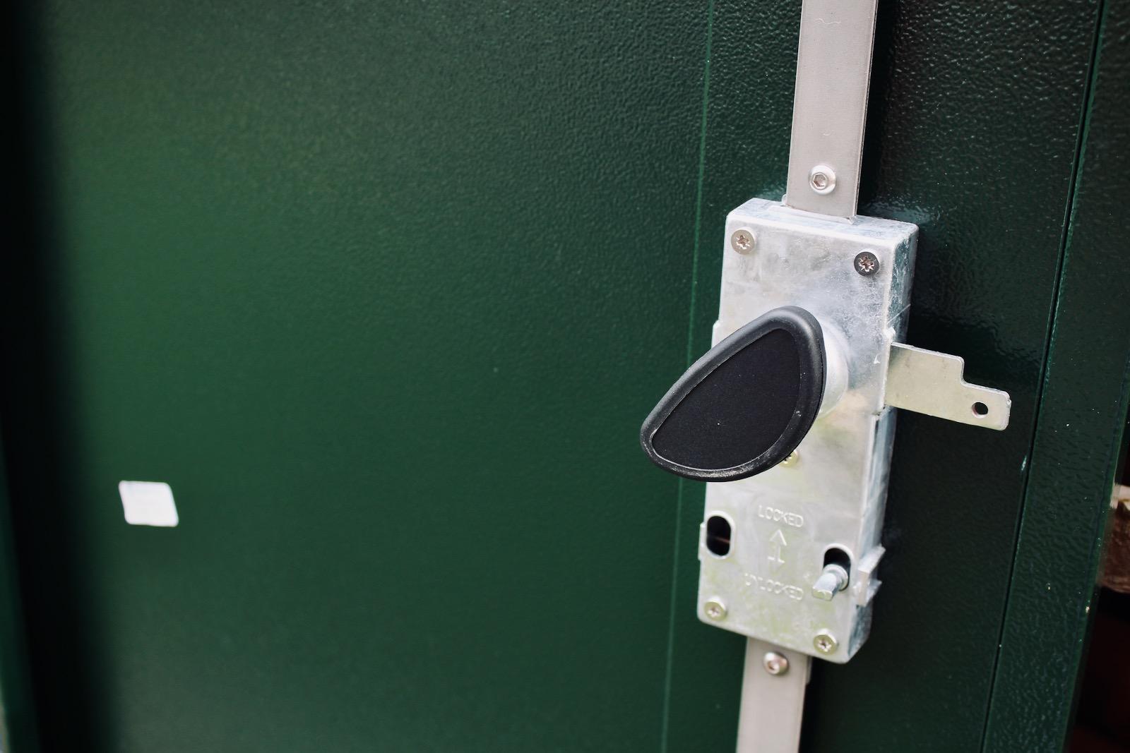 Secure by Design Metal 3 Bike Bunker Locker Storage Review