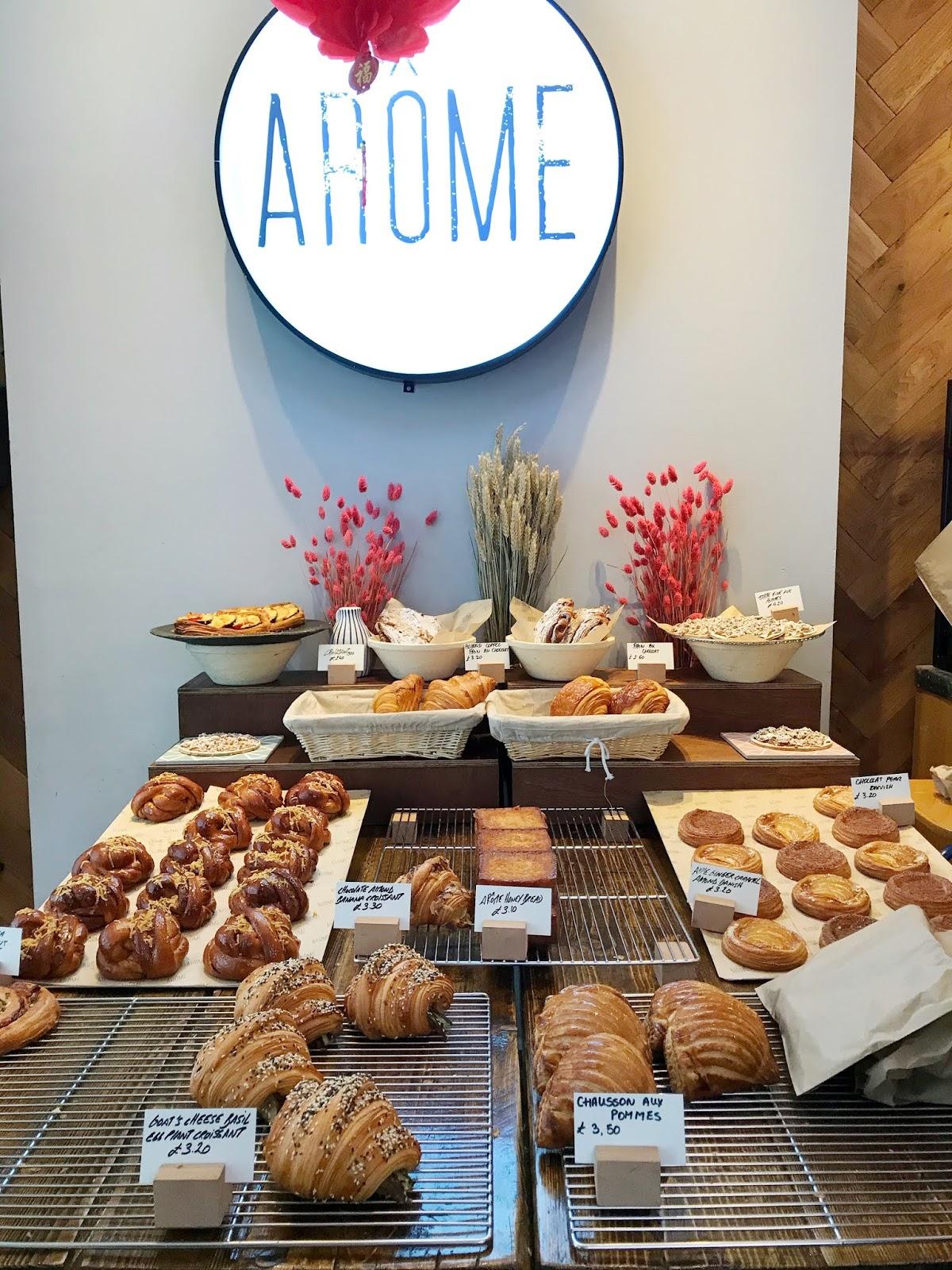 Arôme-Soho-London-Artisan-Bakery