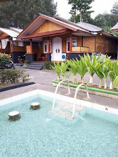 Villa Bambu Munas Ciater 3 Kamar Tidur