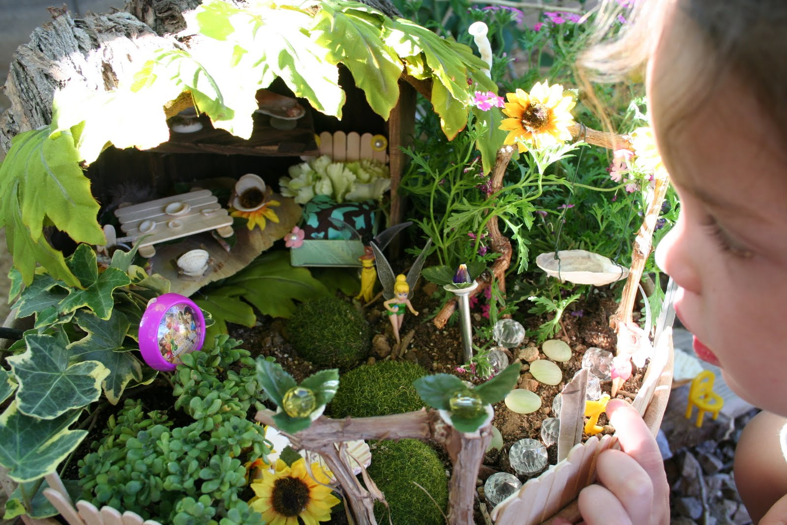 Garden Fairy: Blog: How To Attract A Fairy To Your Backyard