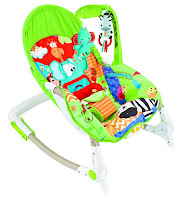 care baby bouncer elephant