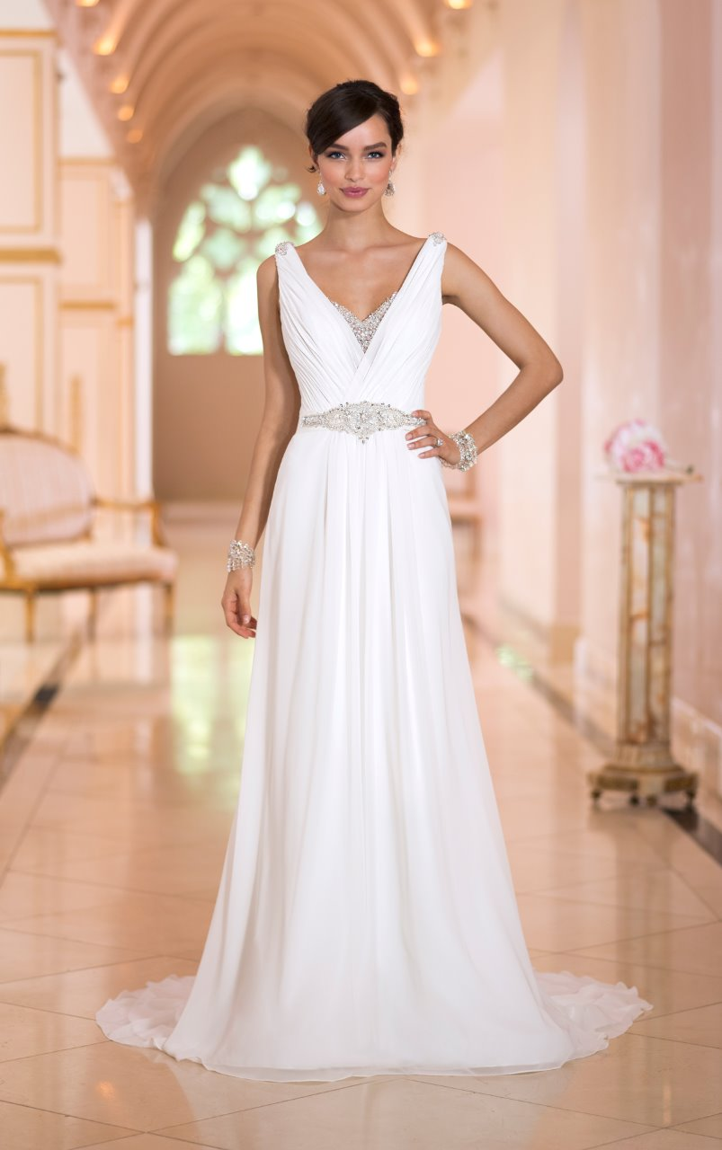 Vestidos de novia corte imperio ¡19 Increíble Moda Juvenil! | Somos ...