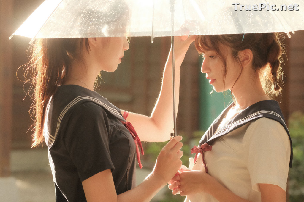 Image Taiwanese Model - 龍龍 &岱倫 - Beautiful Twin Angels - TruePic.net - Picture-7