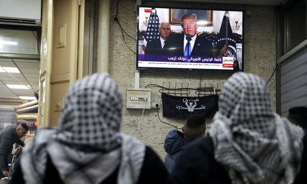 Uni Eropa dan Arab Kecam AS Akui Yerusalem Ibu Kota Israel