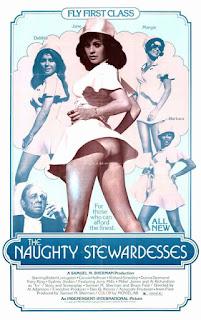 The Naughty Stewardesses (1974)