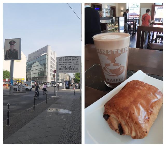Onde comer e se divertir em Berlim - Einstein Kaffee Checkpoint Charlie