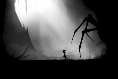 Tampilan Game Limbo