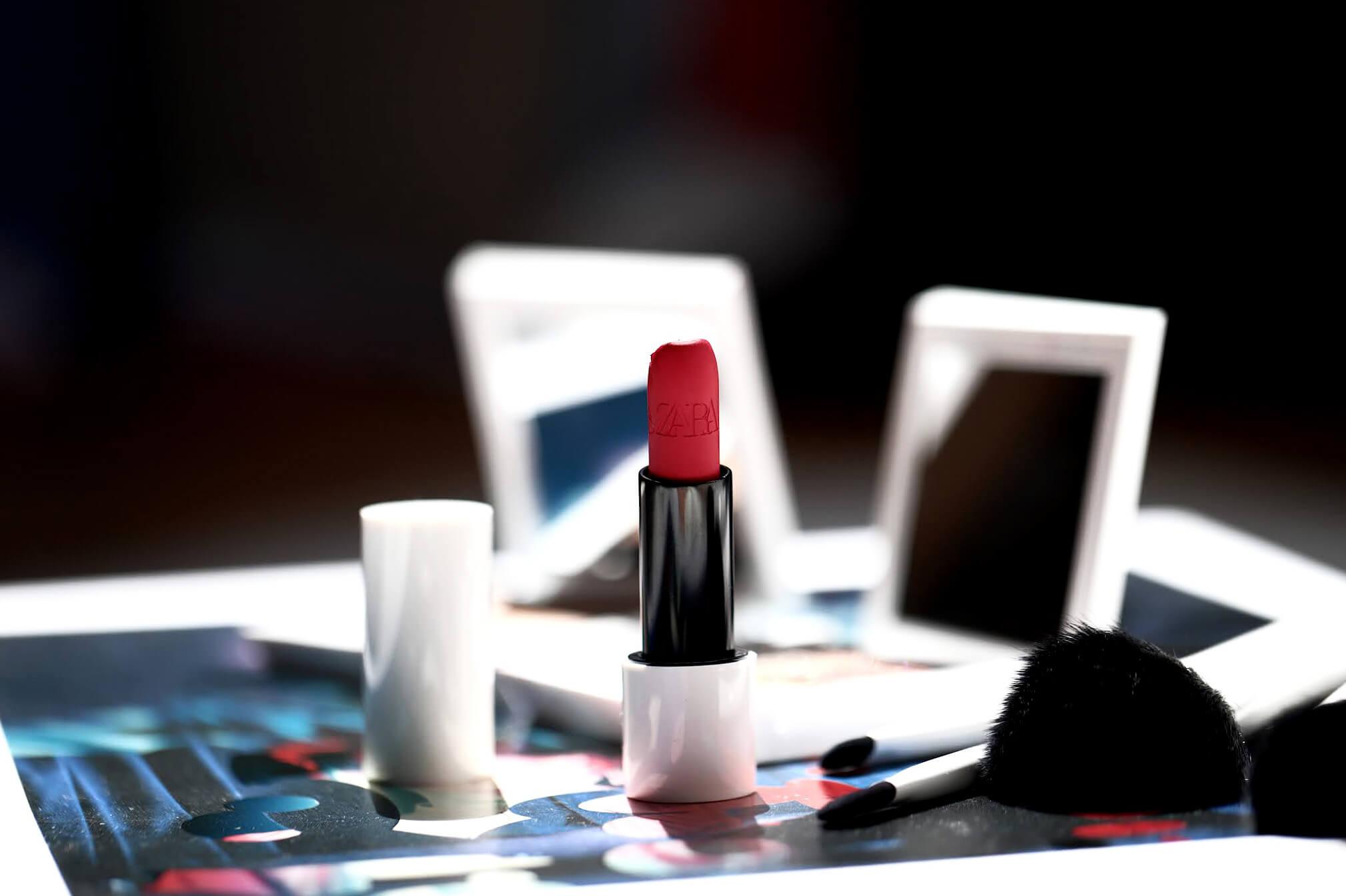 Zara Ultimatte Rouge à Lèvres mat