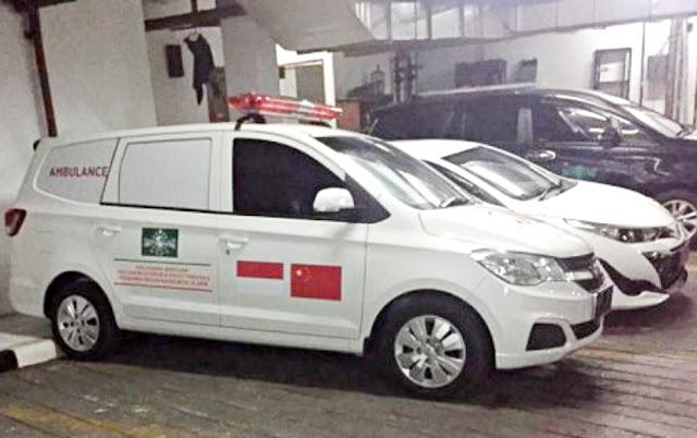 Mobil Berbendera China, PBNU: Kami Memang Dapat Bantuan dari China