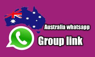 100+Australia whatsapp group link 2018