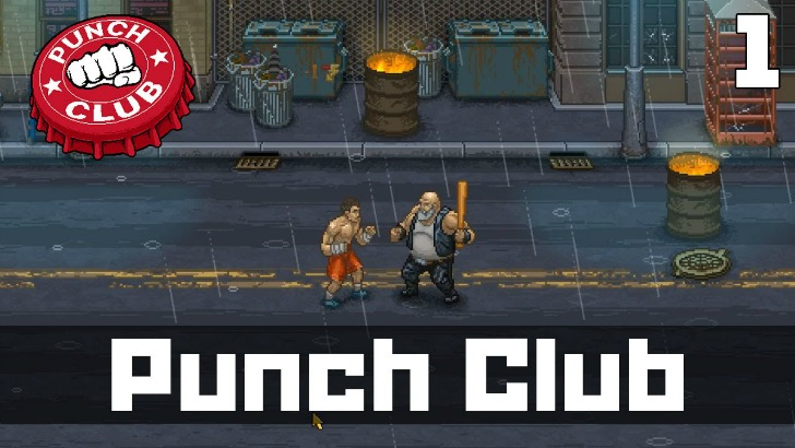 Punch Club Anroid FULL APK İndir - androidliyim