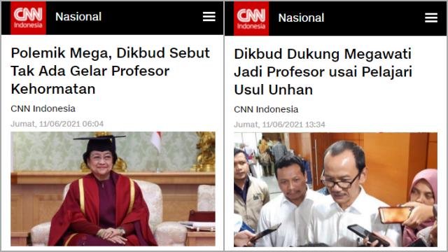 Rocky Heran Dirjen Dikti Berubah Pikiran soal Gelar Profesor Megawati: Ajaib!