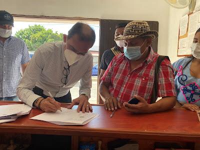 hoyennoticia.com,Cerrejón y cabildo gobernador lograron acuerdo según ordena la sentencia T-614