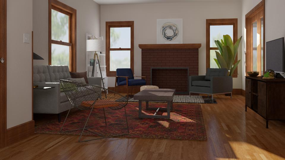Designing My Living Room: Modsy Review | Rebecca Collected
