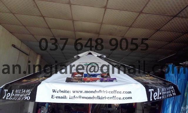 DÙ INOX 2M9 - DÙ CHE QUÁN CAFE - RESORT