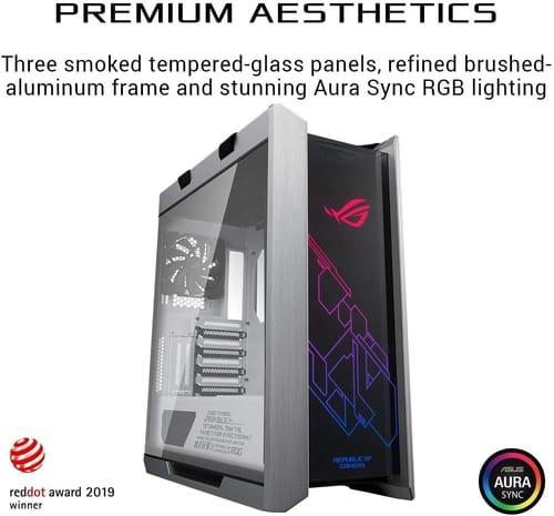 Review ASUS ROG Strix Helios GX601 Computer Case