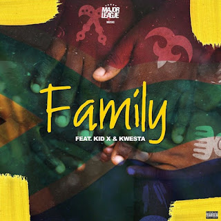 Hip hop music south African ::   Major League – Family ft. Kwesta & Kid X