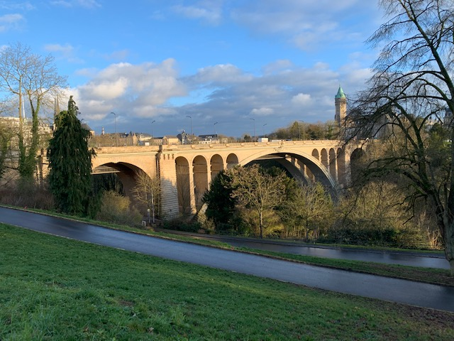 Luxembourg, Luxembourg City, Travel, Bridge,