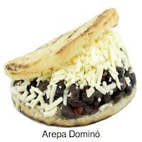 Arepa Dominó