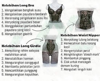 kelebihan long girdle