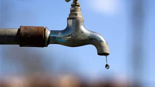 غدا.. قطع المياه عن 13 منطقة 24 ساعة