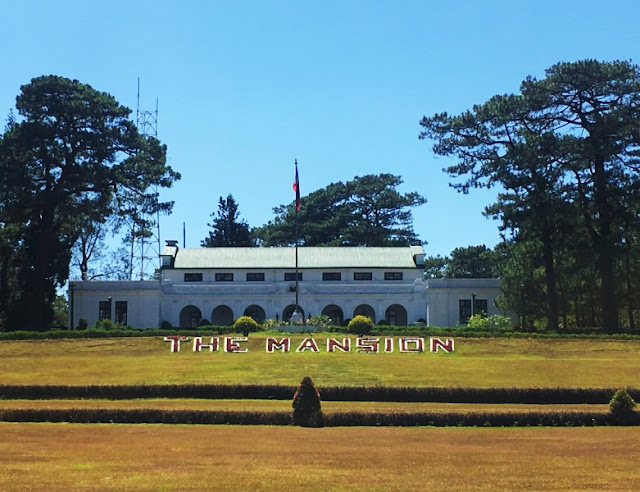 The Mansion House is one of the things and popular attractions in Baguio City