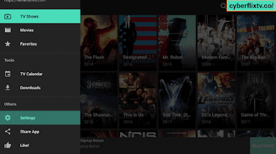 12. Then you can install the app as you normally install any apk in Firestick and you can open the app and enjoy streaming movies and TV shows