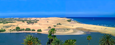 Visita gran Canaria Turismo playa