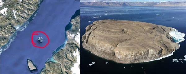 Pulau Hans