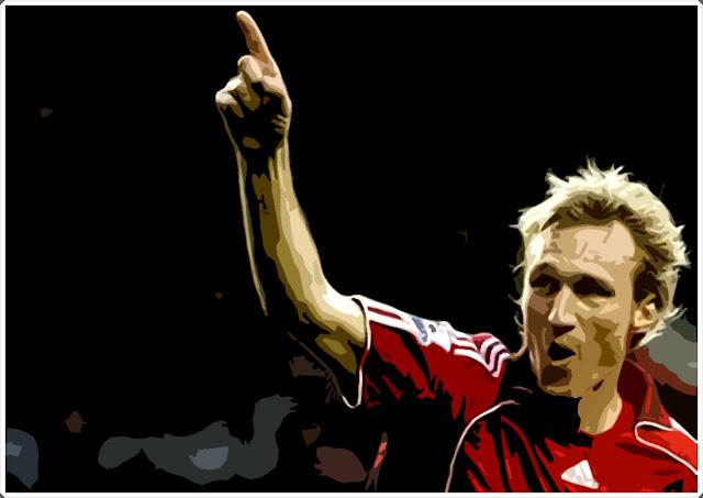 Legend Sami Hyypia Liverpool