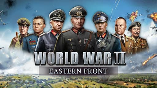 تحميل لعبة WW2 Strategy & Tactics Games 1942‏ مهكرة