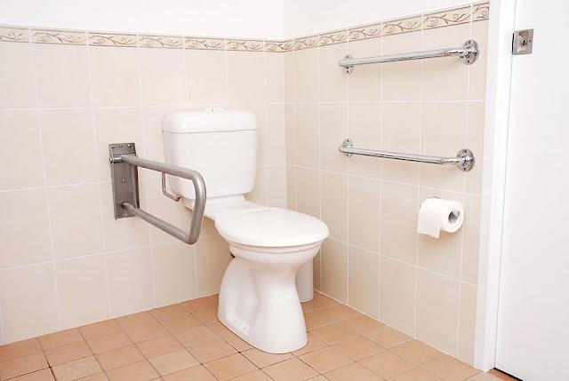 Handrail - pengangan toilet kamar mandi