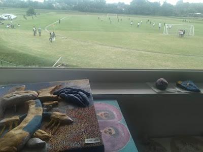 stadion olimpiade milik Yogyakarta Independent School