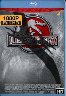 Jurassic Park 3 [2001] [1080p BRrip] [Latino-Inglés] [GoogleDrive]