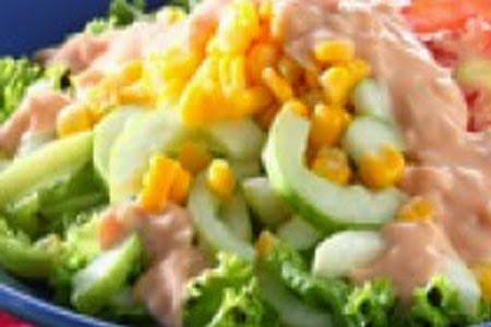 Resep Salad Sayuran Praktis dan Sehat