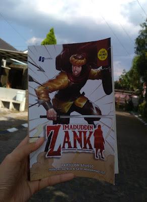 Mengulas Komik Islami Imaduddin Zanki