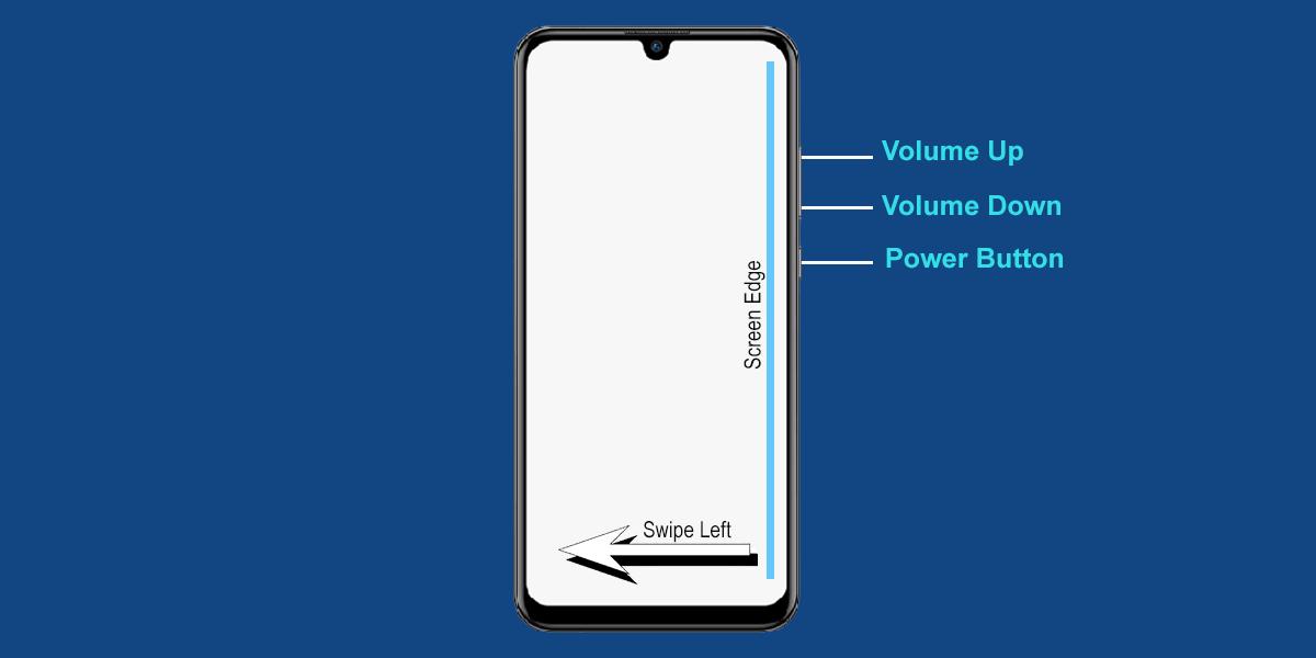सैमसंग के फोन में स्क्रीनशॉट कैसे लेते हैं