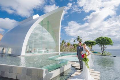 Bali Beach Wedding di Seminyak, Dapatkan Pengalaman yang Romantis!