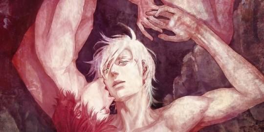 Actu Manga, Manga, Taifu Comics, VOID, Yaoi, Ranmaru Zariya,