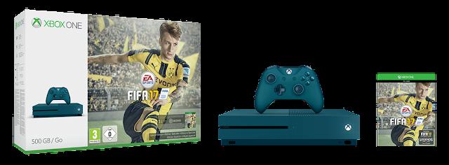 Se presentan nuevos colores para Xbox One S