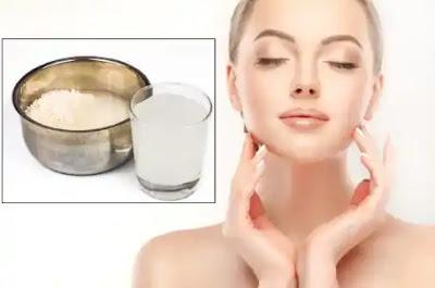 كيفية استخدام ماء الأرز للحصول على بشرة متوهجة